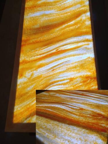 акриловый оникс сумы, стеновые панно из оникса сумы